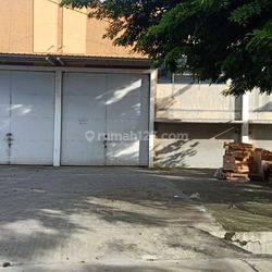 Gudang  LB 10X30m2 di kamal pergudangan bisnis center LT 514m2 @kamal