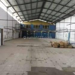 Gudang Cocok Untuk Pabrik di Cibolerang