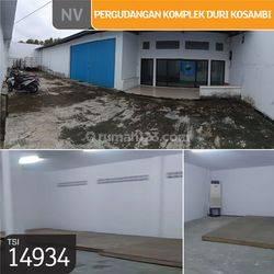 Pergudangan Komplek Duri Kosambi Raya, Jakarta Barat, 650 m², 1 Lt, SHM