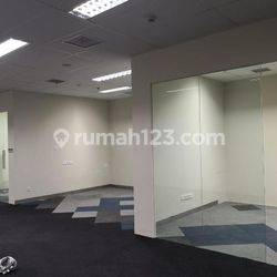 OFFICE SPACE 139 SQM UNFURNISHED SOHO CAPITAL @CENTRAL PARK