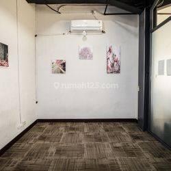 Ruang Kantor Jl Kemanggisan Raya Mulai Rp 4 Juta-an/Bulan