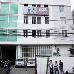 Gedung Kantor di Jl. Kesehatan Raya Tanah Abang