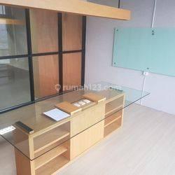 Office Space, Office 88 @ Kota Kasablanka, 160sqm, Semi Furnished