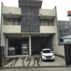 Ruko dan gudang murah strategis di Jalan Raya cantilan cipatik Soreang - Jalak Harupat Bandung masuk kontainer dekat Pintu Tol