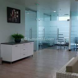 Ruang Kantor Gandaria 8 Luas 165 m2 (Rp. 202.000/m2) Harga Terbaik