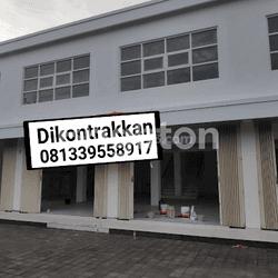 RUKO BARU LANTAI 2  JL UTAMA TEUKU UMAR BARAT DENPASAR BALI