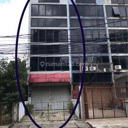 Ruko pinggir jalan Di Jl. Kaji Raya, Petojo