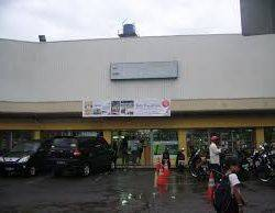 TANAH DAN BANGUNAN eks supermarket