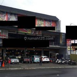 Ruko Luas Strategis Ex. Resto Mainroad Padjajaran Bandung Tengah