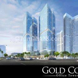 Nice Office Space with Best View and Location @ Gold Coast Office PIK