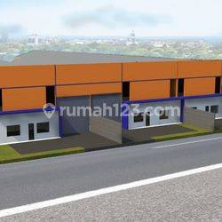 Gudang Cocok Untuk Pabrik di Batujajar (Ada 3 Unit)