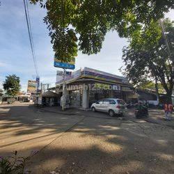 Kios dan Kavling HOOK, pinggir jalan, ramai dan akses mudah *02/0032-GANLUC*