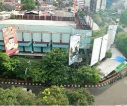 Bangunan Pertokoan Simpang Lima Semarang