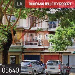Ruko Malibu, City Resort, Cengkareng, Jakarta Barat