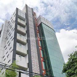 Gedung kantor 8,5 lantai Mampang Prapatan Raya dekat Rasuna Said Kuningan