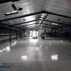 Gudang luas siap pakai di Cibiru cocok untuk pabrik harga bersahabat