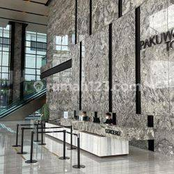 CEPAT Office Space Pakuwon Kokas Uk131m2 Siap Pakai Best Price at Jakata Selatan