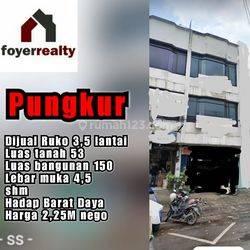 Ruko Strategis dan Ramai Daerah Pungkur Bandung