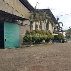 Gudang & Pabrik Tangerang Nego