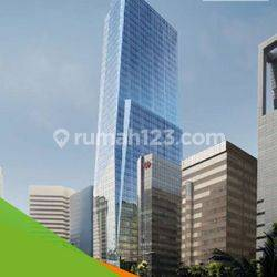 Gedung IFC di Jakarta