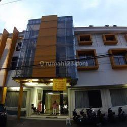 Hotel Full Furnisha Gedung Berupa Hotel Masih Aktif Di KS Tubun, Jakarta Barat