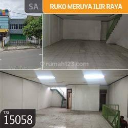 Ruko Meruya Ilir Raya, Jakarta Barat, 7x25m, 2½ Lt