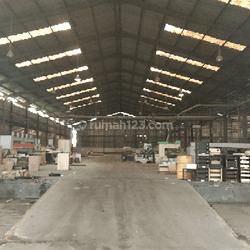 Gudang & Pabrik Furniture Besar Di Tangerang 35 Menit Dari Bandara