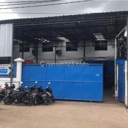 Pabrik di kawasan industri bonen Cikupa - Tangerang