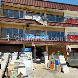2 Ruko Murah Pinggir Jalan Pusat Kota Depok