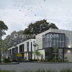 Gudang Kapuk Office Park 294/310 8,35M