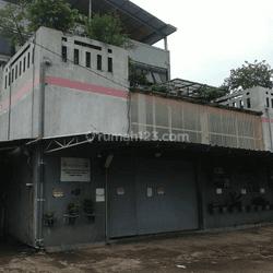 Gedung futsal sdng beroperasi