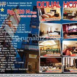 Hotel Grand Asia Bandengan Selatan lokasi strategis dekat bandara