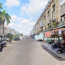 Ruko Imam Bonjol Square, Denpasar, Bali