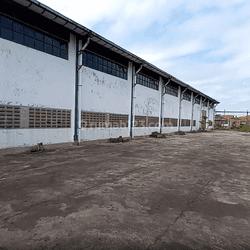 Bangunan bekas pabrik celup 10 menit dari gerbang tol bebas banjir bandung