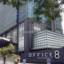 Office 8 @Senopati (Size 1.632 Sqm) ALREADY FIT OUT TERMURAH 50 JUTA/SQM