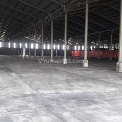 Gudang Balaraja Timur Jalan Raya Dekat Akses Tol Balaraja Timur