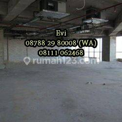 Ruang Kantor SOHO Capital Central Park Unfurnished High Zone