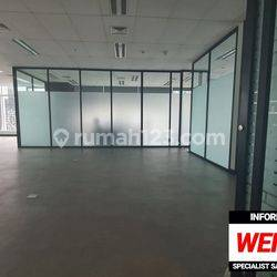 RUANG KANTOR / OFFICE SPACE at EQUITY TOWER, SCBD, SUDIRMAN