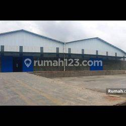 Gudang Baru Loading Dock Balaraja Timur dekat exit Tol Balaraja Timur