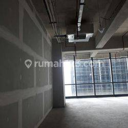 Ruang Kantor District 8 Senopati Tower Prosperity Bare Finishing Middle Zone