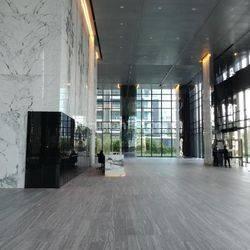 2 Floor Office District 8 @SCBD (Size 3.916 Sqm) TERMURAH 55 JUTA/SQM - CONTACT: 087778899910