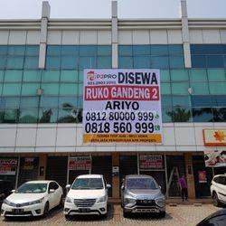 Ruko Gandeng Puri Kencana, Kembangan. Jakarta Barat