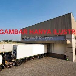 Pabrik Kawasan Industri Jl Manis V Tangerang