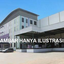 Pabrik Kawasan Industri Jl. Manis V Tangerang