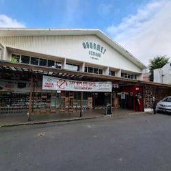 Gedung Ranch Market Kemang Raya Lokasi Strategis