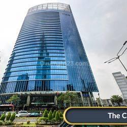 Kantor Virtual The City Tower Lantai 12 - Satu Harga Plan - Menteng Kota Jakarta Pusat