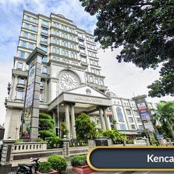 Kantor Virtual Kencana Tower Lantai Mezzanine - Satu Harga Plan - Kebon Jeruk Kota Jakarta Barat