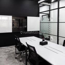 FREE TRIAL 1 BULAN RUANG KANTOR WORKAHOLIC UNIT OFFICE SPACE RUANG KANTOR MERUYA, KEMBANGAN, JAKARTA BARAT, Kembangan, Jakarta Barat