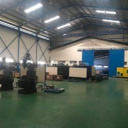 Ex pabrik/workshop di Cikarang luar kawasan, jl.cibarusah