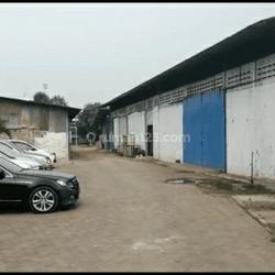 Pabrik atau Gudang siap pakai di Sangiang Jaya Periuk Tanggerang Banten